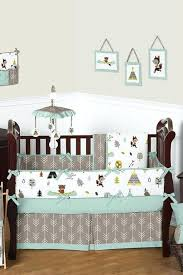 Northwoods Crib Bedding Northwoods Baby Bedding Trend Lab Northwoods Crib Bedding