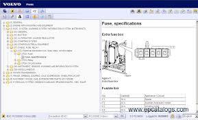 volvo prosis 2010 parts repair repair manual heavy technics