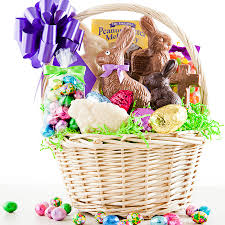 easter basket gardners candies