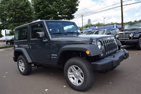 jeep wrangler grey jeep wrangler in montgomeryville pa lansdale auto group