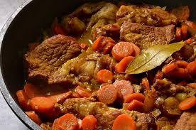 cuisiner des tendrons de veau tendron de veau aux carottes au miel et aux épices ma cuisine santé