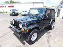 1997 jeep wrangler se 1997 jeep wrangler 2dr se 4wd suv in onsted mi d d auto sales