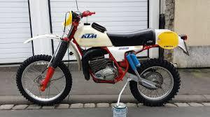 250 motocross bikes 1980 ktm gs 250 dirt bikes of the 1980 u0027s pinterest dirt