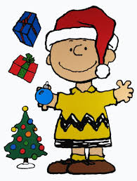 peanuts christmas characters brown christmas clipart