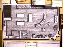 Shop Floor Plans Brandalyn Designs Urban Stem Flower Shop Space Planning Final