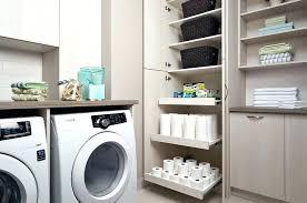Laundry Room Storage Shelves Laundry Room Storage Cabinet Alanwatts Info