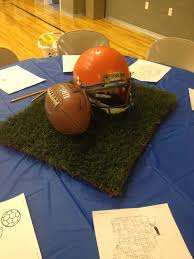 105 best football banquet ideas images on pinterest football