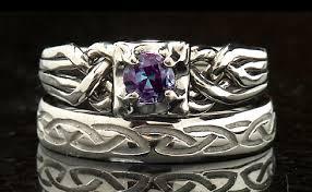 celtic wedding sets celtic engagement rings celtic engagement ring and bridal set