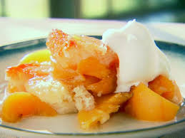 easy peach cobbler recipe easy peach cobbler trisha yearwood