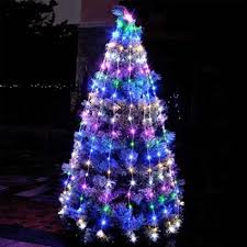 Patio Party Decorations Waterproof 380leds Copper Wire Starry Rattan String Lights Power