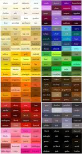 best 25 red color chart ideas on pinterest purple pink color