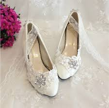 wedding shoes size 9 free shipping women ivory white wedding shoes bridal