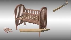 Convert Crib Into Toddler Bed How To Turn A Crib Into A Toddler Bed With Pictures Wikihow