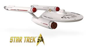 hallmark s new uss enterprise ornament will only be available at