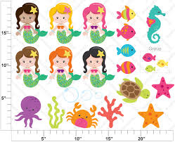 free mermaid clipart graphics u2013 clipart free download