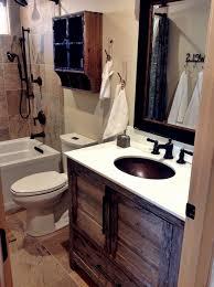 cabin bathrooms ideas rustic cabin bathroom ideas lesmurs info