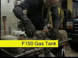 2003 ford ranger gas tank size ford f150 fuel tank removal service how to diy