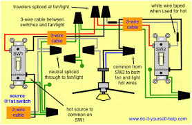stunning 3 way and 4 way wiring diagrams with multiple lights u2013 do
