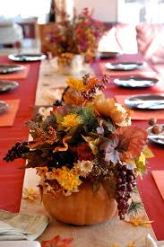 the best diy thanksgiving table decorations thanksgiving table