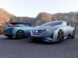 future cars 2020 nissan ids concept shows electric and autonomous future tokyo