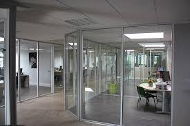cloison aluminium bureau cloisons vitrées cloison bureau arte