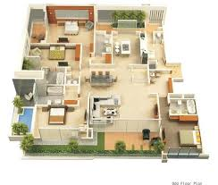 3 Bedroom 2 Bath House Plans Small Single Story House Plan House Floor Plans 3 Bedroom 2 Bath 2