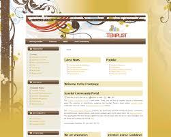 templist joomla template free wordpress theme free joomla