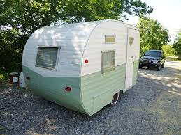 11 best vintage trailer colour scheme images on pinterest