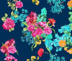 Flower Fabric Design 123 Best Fabric Blue Images On Pinterest Prints Print Patterns