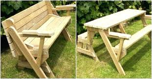 picnic table converts to bench picnic table that converts to bench choice image table decoration