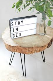 How To Make A Tree Stump End Table by Best 25 Log Coffee Table Ideas On Pinterest Log Table Wood