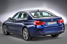v6 bmw 3 series 2015 bmw 3 series facelift revealed engines pricing and studio