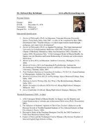 academic resume builder edward roy krishnan cv psychology cognitive science graduate edward roy krishnan cv psychology cognitive science graduate school
