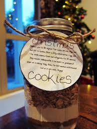 do it yourself christmas cookies in a jar the adventures of mnms