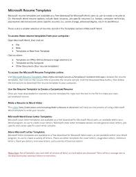resume templates for word 2010 template letter template in word 2010 it resume templates