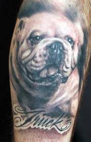 bulldog tattoos and designs bulldog meanings and ideas facts