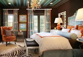 Turquoise Bedroom Furniture Turquoise And Orange Interior Design Color Palettes