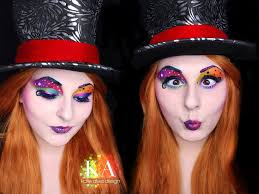 mad hatter makeup w tutorial by katiealves on deviantart
