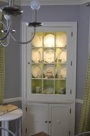 Cabinet In Room Best 25 Corner China Cabinets Ideas On Pinterest Corner Hutch