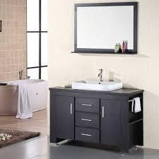 Bathroom Vanity Brands by Black Bathroom Vanity With Vessel Sink Vessel Sink Vanity With