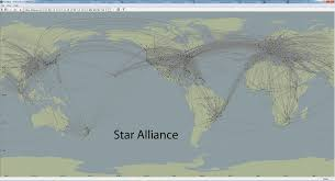 Singapore Airlines Route Map by Guest Post Staralliance Cements Route Dominance With Eva Airways
