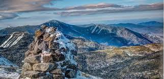 Big Sky Montana Trail Map by Mount Marcy Lake Placid Adirondacks
