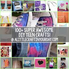 Diy Projects For Teenage Girls Room by 100 Super Awesome Crafts For Teens A Little Craft In Your Day