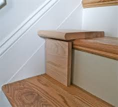 How To Put Rug On Stairs by Carpet Stairs To Wood Popular U2014 Railing Stairs And Kitchen Design
