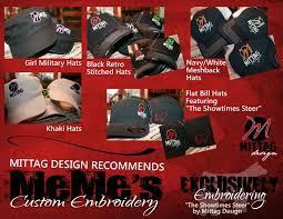 Meme Custom - mittag blog mittag design recommends meme s custom embroidery