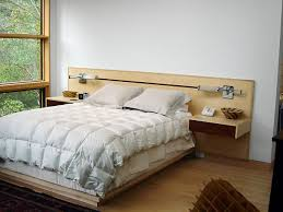 headboard with shelves gallery and platform beds images jessica
