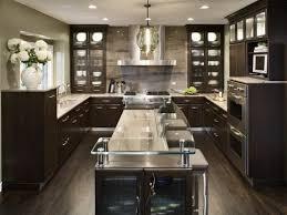 kitchen dark cabinets modern style for best new kitchen designs