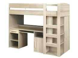 lit mezzanine avec bureau pas cher lit superpose avec escalier pas cher mezzanine avec bureau lit lit