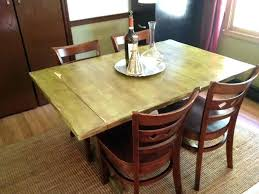 unfinished wood dining table wooden kitchen table unfinished wood dining tables large size of