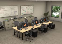 Office Workstations - Open office furniture